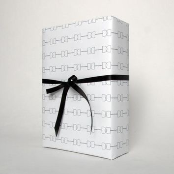 Hunt Seat Paper Co Gift Wrapping Paper