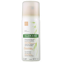 Klorane Dry Shampoo with Oat Milk Natural Tint