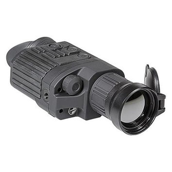 Quantum LD19A 1-2x16mm Thermal Image Monocular, Black