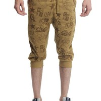 Cali Icons French Terry Jogger Shorts JC390 - R11D