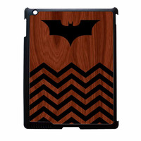 Batman And Black Chevron iPad 2 Case