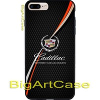 Best New Cadillac Logo Automotive CASE COVER iPhone 6s/6s+7/7+8/8+,X and Samsung