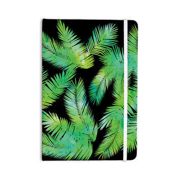 "Draper ""Tropic Green"" Black Nature Everything Notebook"