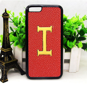 HERMES RED IPHONE 6 | 6 PLUS | 6S | 6S PLUS CASES