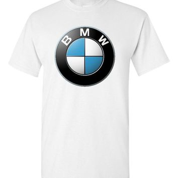 BMW White T-Shirt