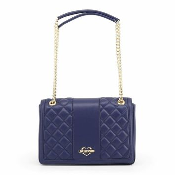 Love Moschino Jc4000Pp16La Women Blue Shoulder bags
