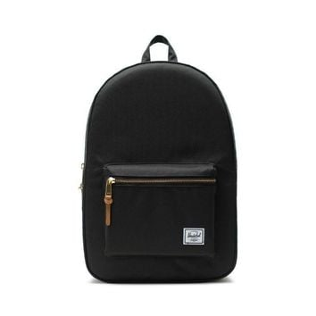 Herschel Supply Co. - Settlement Black Backpack