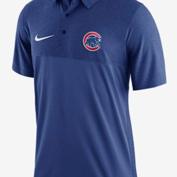 Chicago Cubs Nike Authentic Collection Elite Polo