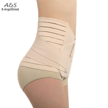 Belly Belt Maternity Clothes for Pregnant Women Postpartum Recovery Belt Body Shapers Waist Tummy Girdle Belt Shapewear