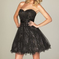 Allure A461 Dress - MissesDressy.com