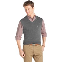IZOD Solid Sweater Vest