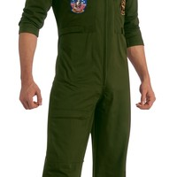 Top Gun Flight Suit Costume, jumpsuit