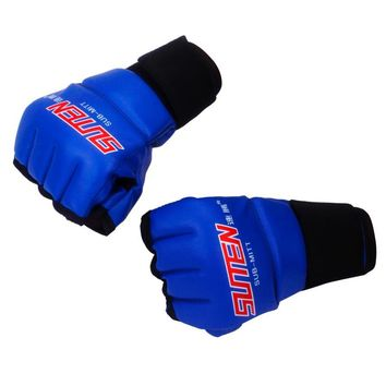 MMA Training Punching Bag Mitts Sparring Boxing Gloves