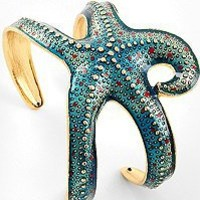 Sea Starfish Bangle