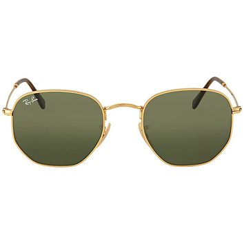 Ray Ban Hexagonal Sunglasses