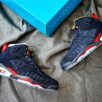 Air Jordan 6 Retro 2019 Doernbecher