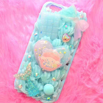 Cinnamoroll Decoden Phone Case iPhone 6/6s