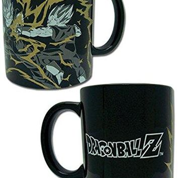 Dragon Ball Z: Goku vs Vegeta Mug