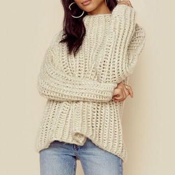 Malt Fishermens Sweater