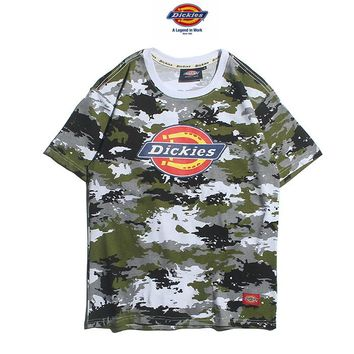 Dickies Woman Men Fashion Shirt Top Tee