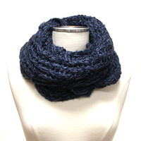 Montana West MW16828 Soft Knit Infinity Scarf