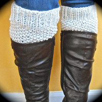 boot cuff beautiful accessories to go with any color boot, really shows off the boot and those stylish sweater
