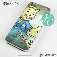 Fallout Gambling Phone case for iPhone 4/4s/5/5c/5s/6/6 plus