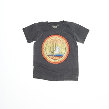 Desert Sunset Kid's Tee Shirt