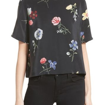 Equipment Brynn Silk Print Top | Nordstrom