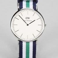 Daniel Wellington Classic Nottingham Watch - Urban Outfitters