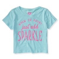 PS from Aero  Kids' Activate Sparkle Tee