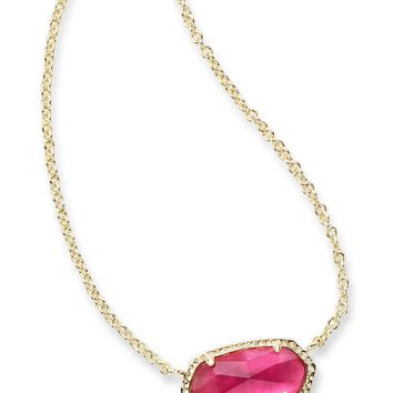 Kendra Scott Elisa Berry Illusion Gold Necklace