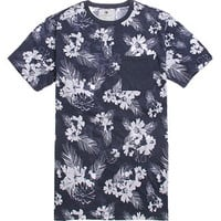 On The Byas Lenny Floral Crew T-Shirt at PacSun.com