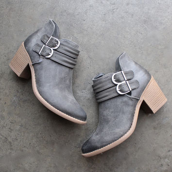 rascal western inspired booties