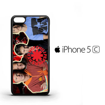 red hot chili peppers Z2358 iPhone 5C Case