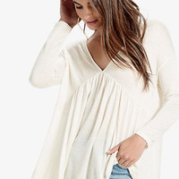 Metallic Swing Top | Lucky Brand
