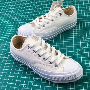 N.hoolywood X Converseuncle Addict Chuck Taylor Denim Nh Ox White Sneakers - Best Online Sale