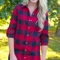 Vail Lumberjack Plaid Flannel