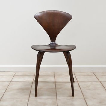 Early Production Plycraft Rockwell Bernardo Cherner Pretzel Chair