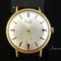 Poljot mens watch