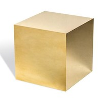 Aubrey Cube Side Table