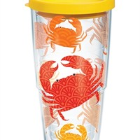 Crab - Wrap with Lid | 24oz Tumbler | Tervis®
