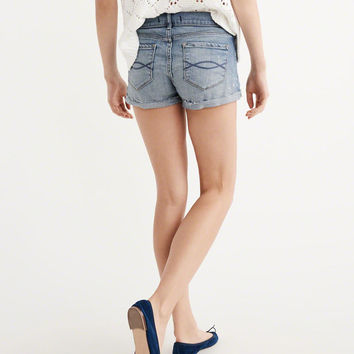 Womens Denim Shorts | Womens Bottoms | Abercrombie.com