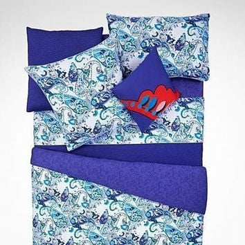 Paisley Bedding Collection by Kenzo