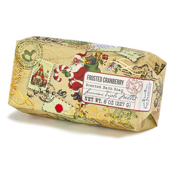 San Francisco Soap Co. Holiday Pillow Box Soap