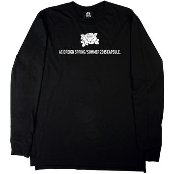 BLACK CAPSULE LONG SLEEVE