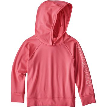 Capilene Silkweight Sun Hooded Long-Sleeve Shirt - Infant Girls'