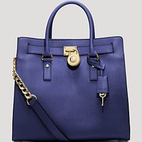MICHAEL Michael Kors Tote - North South Large | Bloomingdale's