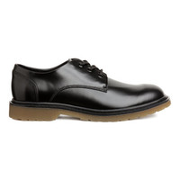 H&M Chunky-soled Derby Shoes $49.99