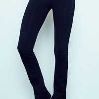 COLOR BLOCKED KARMA PANT - REDLINE